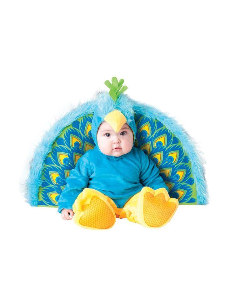 Precioso traje de pavo real Disfraces Incharacter del beb: Amazon.com.mx: Ropa, Zapatos y Accesorios