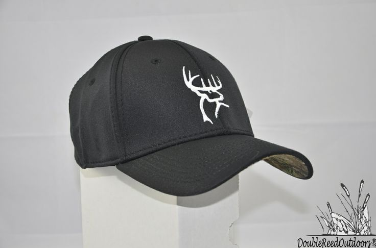 Double Reed Outdoors - Buck Commander Black A-flex Fitted Hat, White Logo, $20.85 (http://www.doublereedoutdoors.com/buck-commander-black-a-flex-fitted-hat-white-logo/)