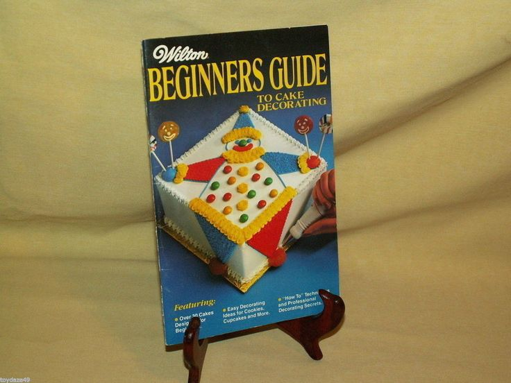 Cake Decorating Kit For Beginners : 17 Best images about #Craft Kits #Retro For Sale on ...