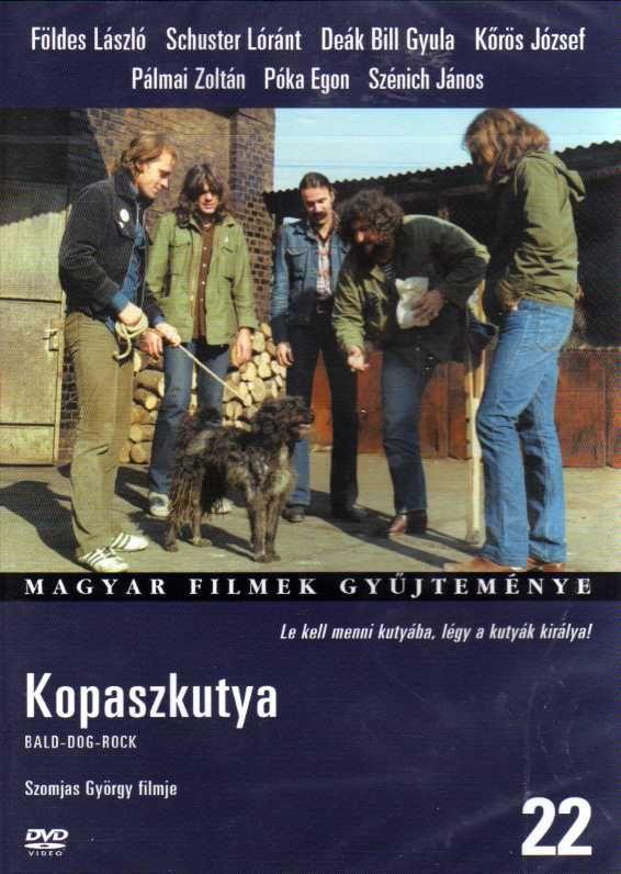 Kopaszkutya