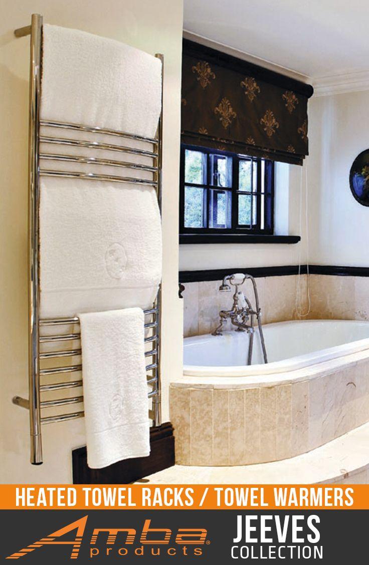 Fresh Amba Heated towel Bar
