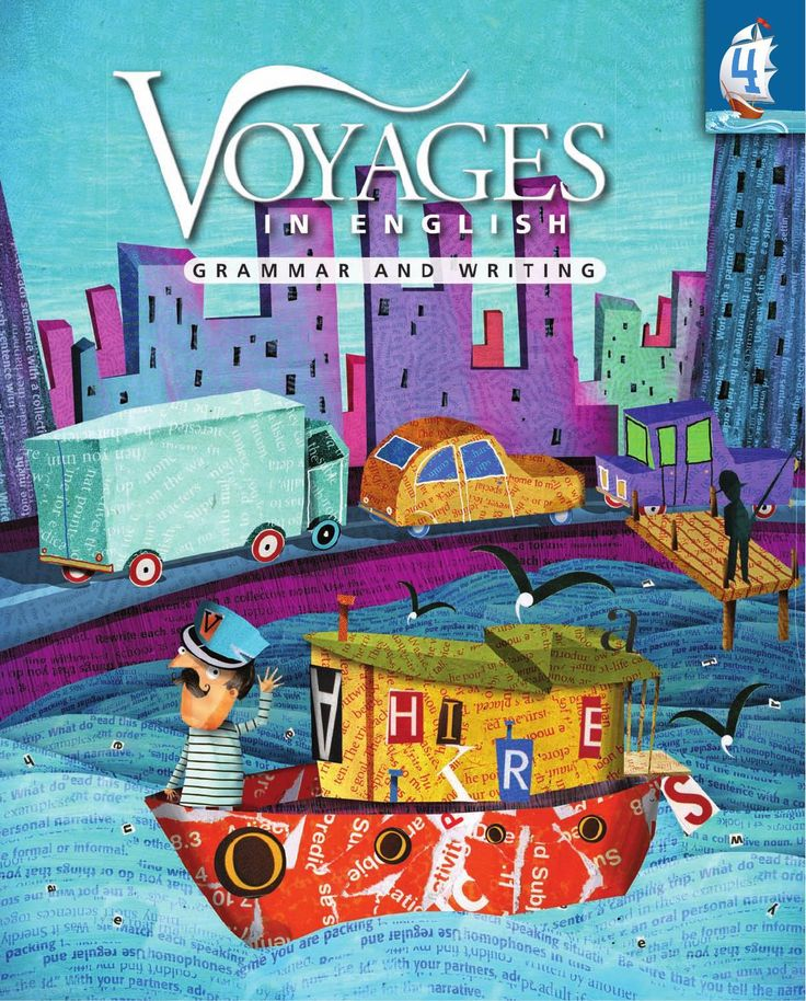 Voyages in English 2011 Grade 4 Student Edition  The new 2011 edition of Voyages in English: Grammar and Writing for Grades 3-8 is the result of decades of research and practice by experts in the field of grammar and writing. Responding to the needs of teachers and students, this new edition provides ample opportunities for practice and review to ensure mastery and improved performance on standardized tests.