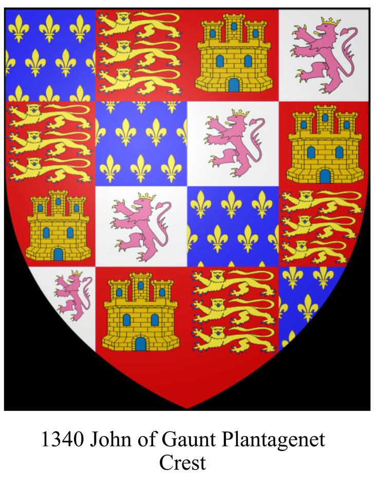 1340 John of Gaunt Plantagenet