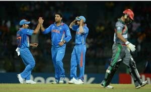 India beat Afghans in World T20,India Afghans, Afghanistan India,T20 World Cup 2012
