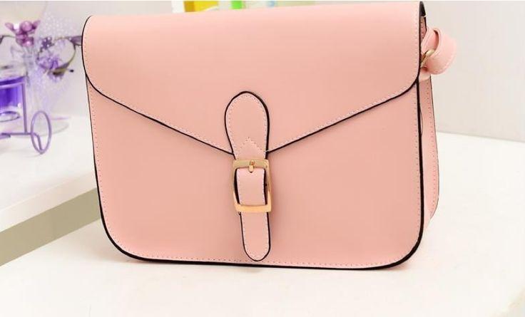 Shoulder #PreppyStyle #Bag in 24 Lovely Colors
