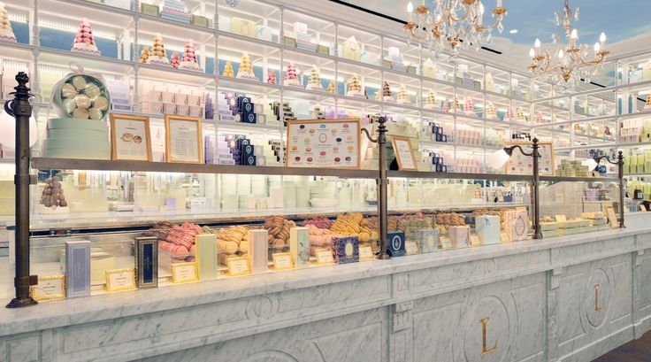 Cakes as jewels...The elaborate, special editions Ladurée dedicates to haute couture underpin an audacious idea to turn macarons into fashion accessories. #CollaborationGeneration #brand #positioning #reach #influence #sales #hautecuisine