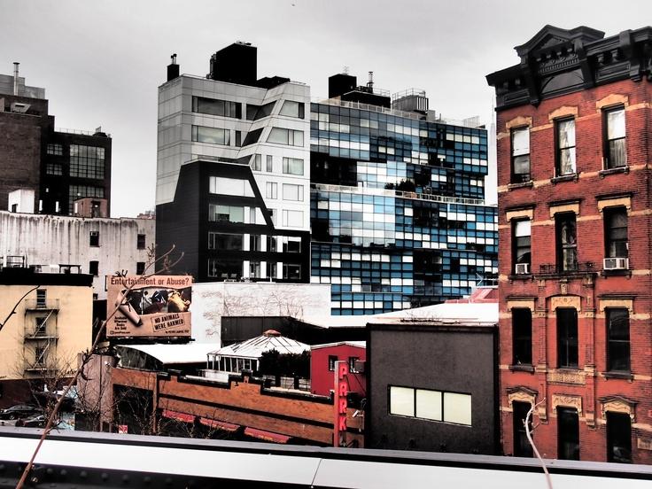View de la  High Line
