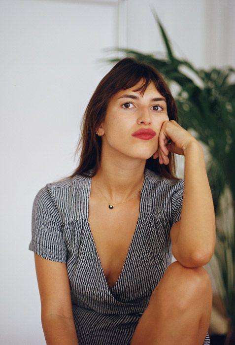 Coup de coeur pour Rouje, le label de la French IT-GIRL Jeanne Damas: http://www.miriamlasserre.com/rouje/