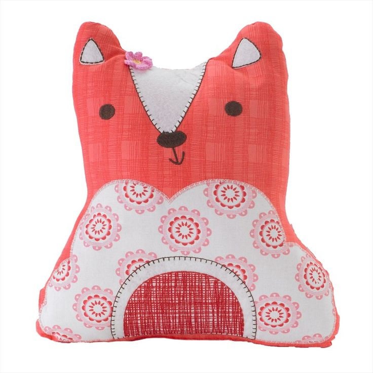 Character Cushion - Fox
