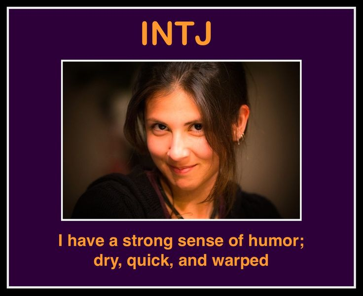 Intj female dating