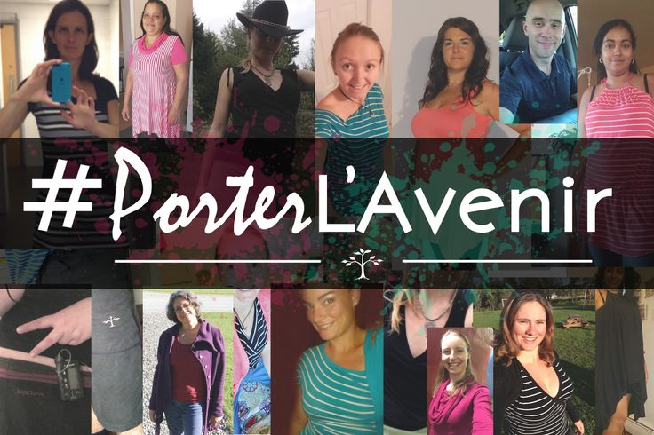 Partegez votre passion pour les produits écologiques #PorterLAvenir !!