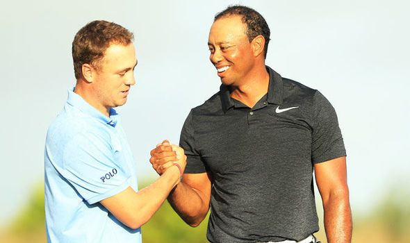 Tiger Woods reveals text messages with Dustin Johnson and Rory McIlroy