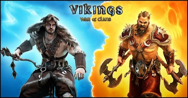 #Vikings: War of Clans #buy vikings:war of clans gold cheap and fast on http://www.cocgems.com/ios-game/vikings-war-of-clans-gold.html