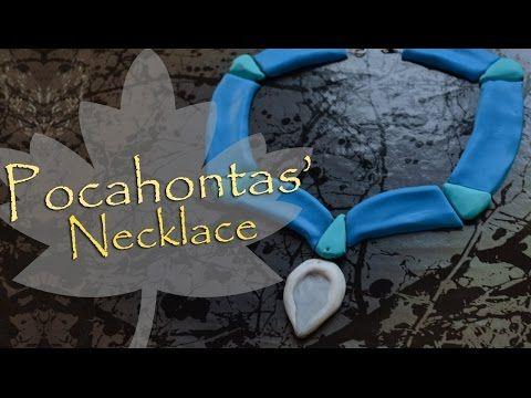DIY - Le collier de Pocahontas / Pocahontas' necklace - YouTube