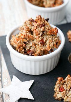 Low Carb Kekse mit Superfoods - Gaumenfreundin - Foodblog mit gesunden Rezepten