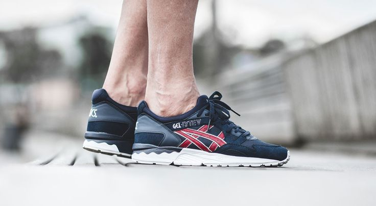 "Gel-Lyte V Core Plus Pack ""India Ink"""