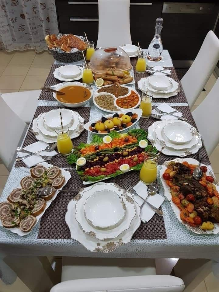 Pin By Nour Line On Food Food Algerian Recipes Yummy Food