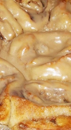 Cinnamon Rolls with Maple Glaze are ridiculously luscious, moist, and tender.