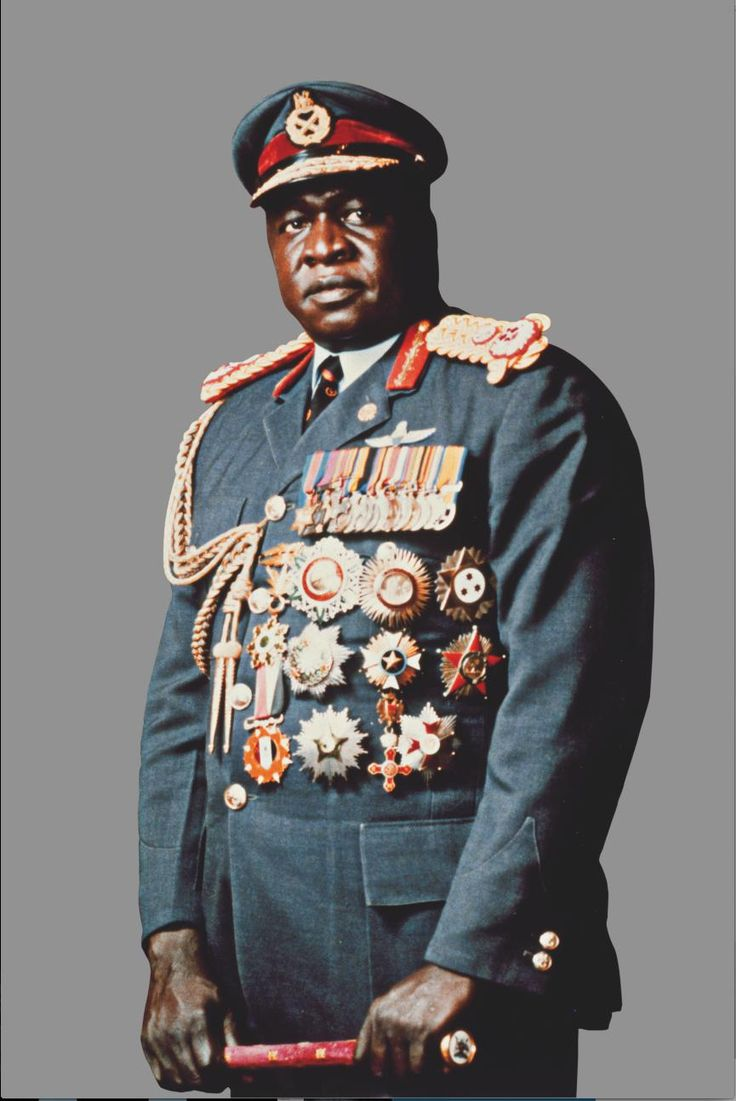 His Excellency President for Life, Field Marshal... - Historical Times