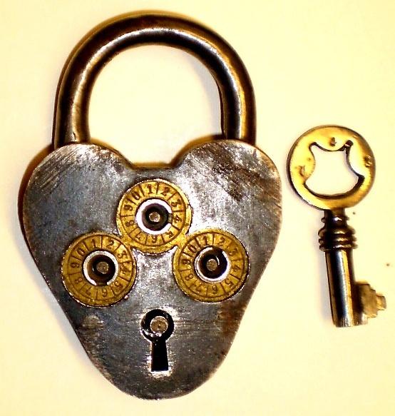 Cute Old Combination Locks