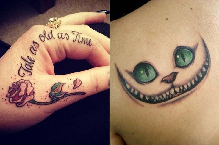 Decidir fazer uma tatuagem deve ser algo sempre bem pensado, né? Marcar um momento, uma imagem na pele em definitivo é bem sério, muito mais que cortar ou pintar o cabelo, mudar o estilo! É algo que vai te acompanhar pro resto da vida. Acho que por isso, a maioria das pessoas opta por tatuar coisas que tenham algum significado especial. Apesar de ser fã da Disney e ter crescido com os filmes, eu provavelmente não faria nenhuma tatuagem relacionada. Porém, resolvi pesquisar algumas das…