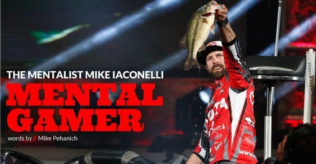 Mike Iaconelli and the 'Mental' Side of the Bass Fishing Game | fishhound.com