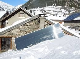Perisher, blue mountains, thredbo, solar heating for snow cabins & lodges.
