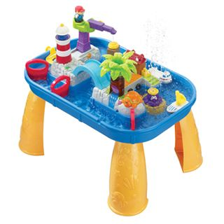 Splash & Sound Table
