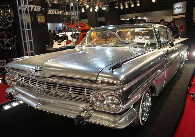 Artis '59 Chevrolet Impala Metal Dragon