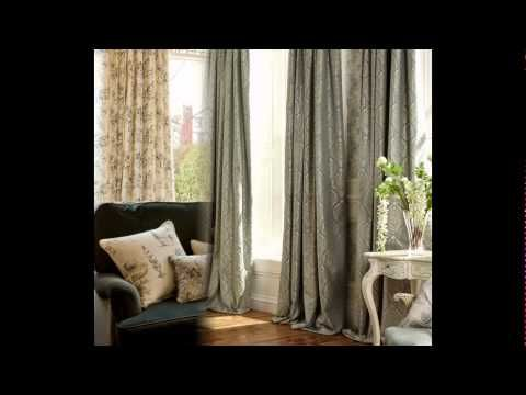 Extra wide curtains by droppingtimber.com