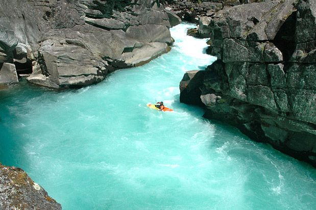 Discover the best travel adventures in South America. Kayak pristine rivers, paddle with whales, hike in the mountains and much more.