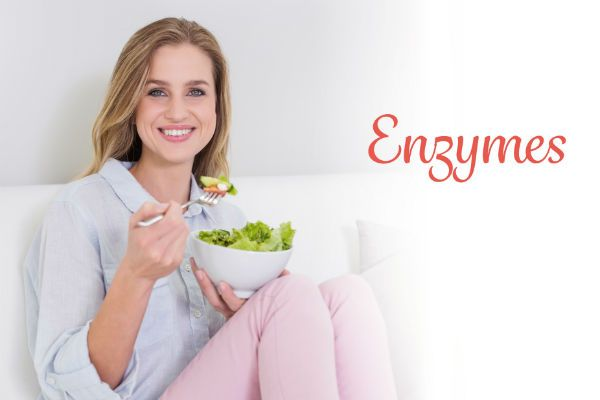 Healing the Body with Enzymes: Our bodies require enzymes to improve skin health, reduce pain, and, in general, function. Look better and feel healthier by healing the body with enzymes.