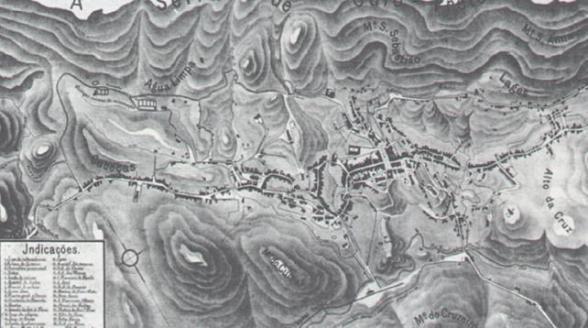 Estructuración de las ciudades coloniales MARIANA NEGRO -oro brasileña