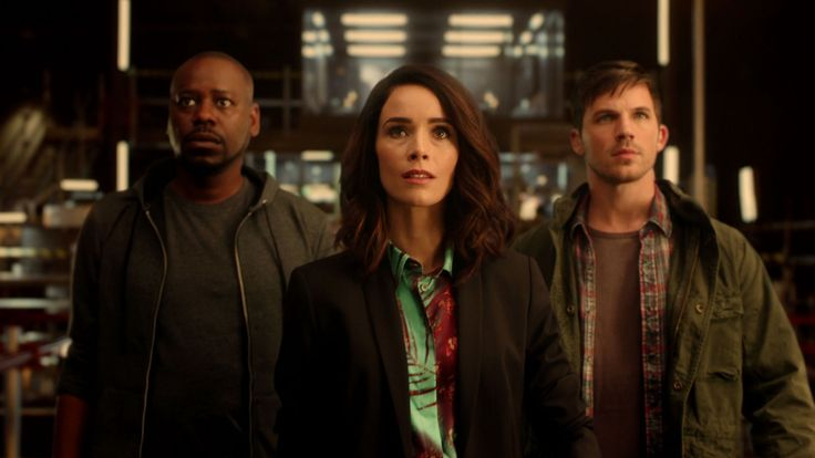 NBC has released more photos from their upcoming new series Timeless. What do you think? Will you watch?