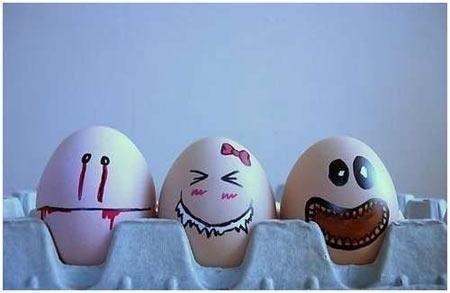 Egg mental home