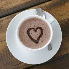 valentine's hot chocolate - #ShareTheLove