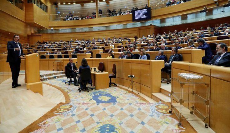 El Senado de España aprueba aplicar el artículo 155 en Cataluña para detener a artífices de la independencia e intervenir las instituciones   El Puntero