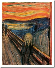 the scream munch http://www.artpromotivate.com/2012/12/most-famous-artist-paintings.html
