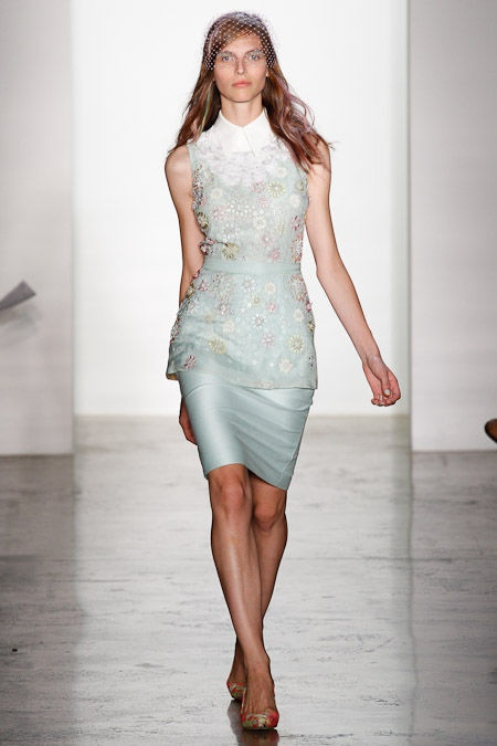 Peter Som Spring 2013 Ready-to-Wear