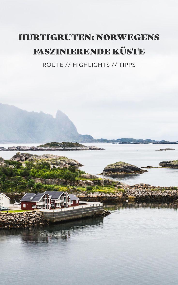 Hurtigruten: Norwegens faszinierende Küste {Video und Tipps – Smaracuja || Nina Hüpen-Bestendonk