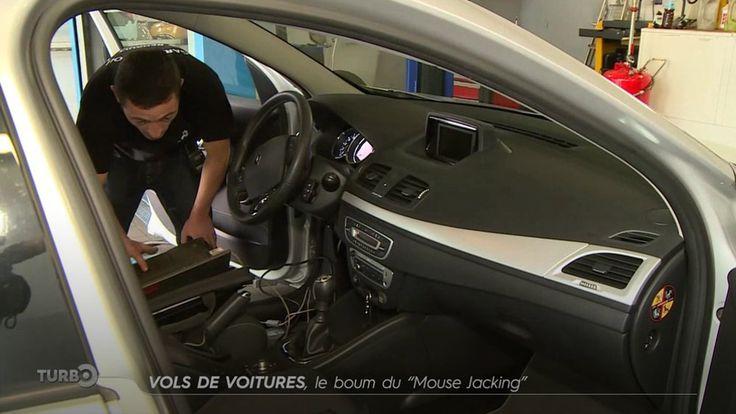 Qu'est-ce que le mouse jacking ?