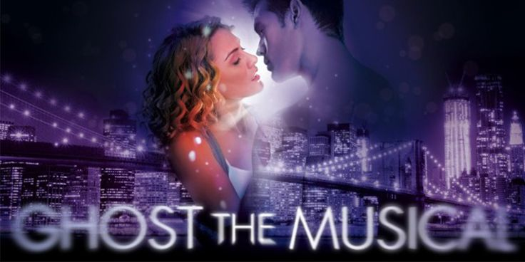 Ghost – The Musical | La Vida #musicals #review #ghost