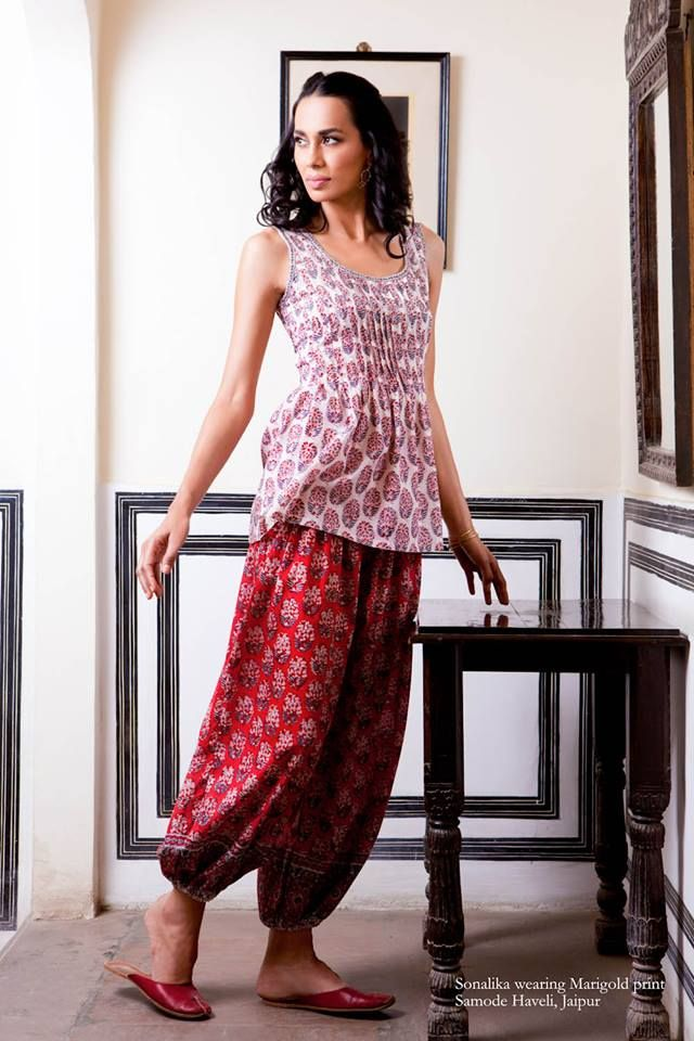 Perfect to wear at home...By Anokhi