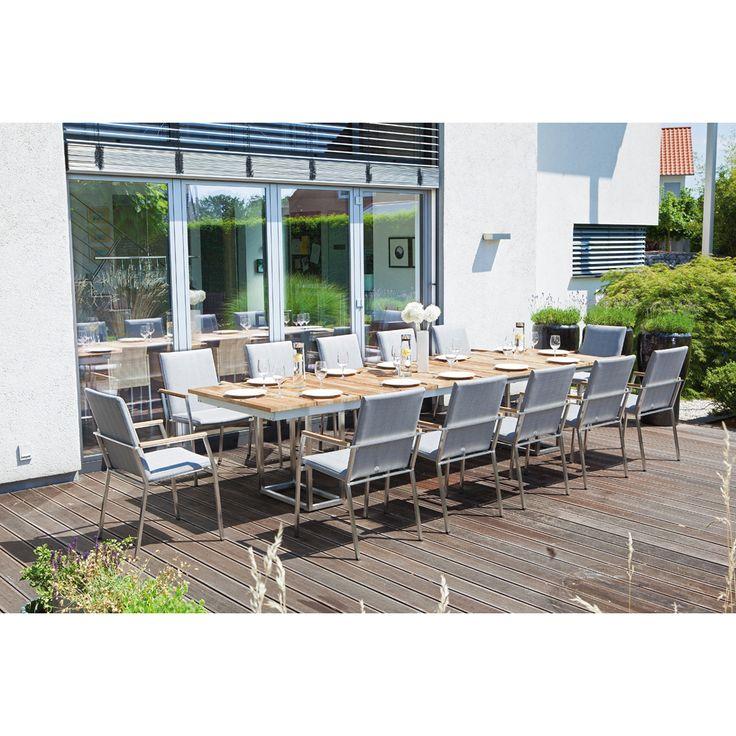 Gartentisch Imperator vom Hersteller Sonnenpartner aus Bielefeld