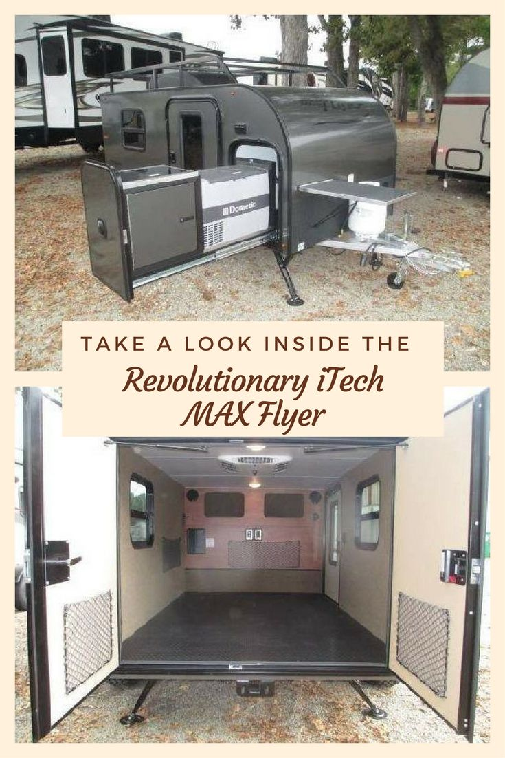 Take a look inside the revolutionary itech max flyer this trailer is awesome