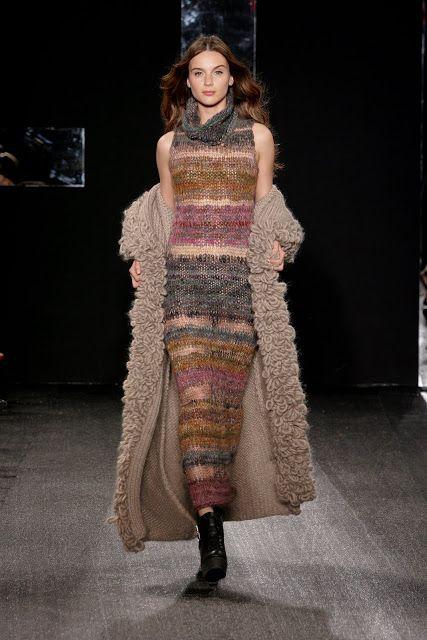 knitGrandeur: The Future of Fashion, FIT 2011 Knitwear