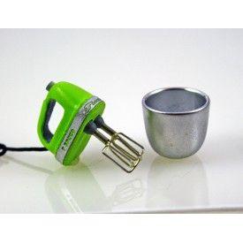 Hand Mixer - Green