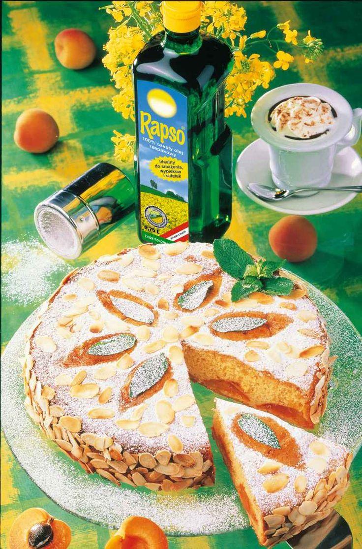 Nie ma nic lepszego niż pyszne ciasto do porannej kawy :) Sprawdźcie przepis na naszej stronie www.vog.pl #ciasto #kawa #morele