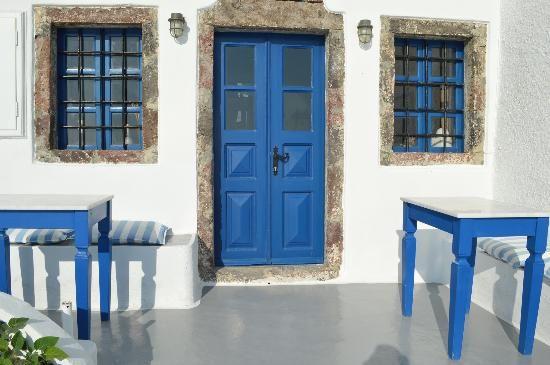 Altana Traditonal House, Santorini, Greece