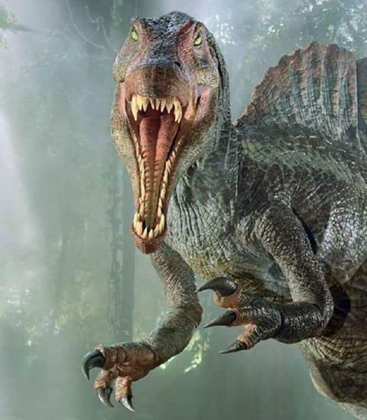 46 best mark mccreery images on pinterest dinosaurs jurassic park and drawing ideas - Spinosaurus jurassic park ...